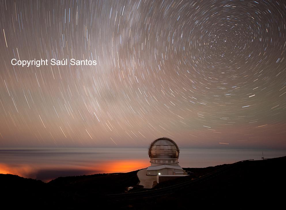 Astro-TourismusDas Observatorium auf dem Roque de los Muchachos ist weltweit einer der privilegiertesten Punkte für die astronomische Forschung.